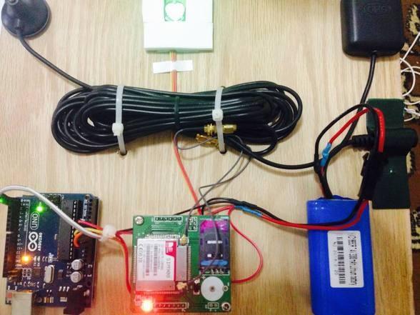 Heart Pulse Alarm based on Arduino Uno