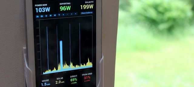 OpenEnergyMonitor, monitor energy with RaspberryPi