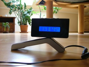 ATmega Alarm Clock & Thermometer Humidity meter