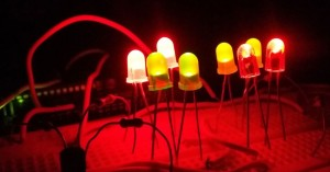 Arduino based remote controlled lights