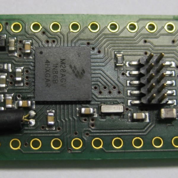 TinyK20, perfect for wearable computing