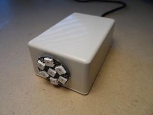 Fake TV Security Light