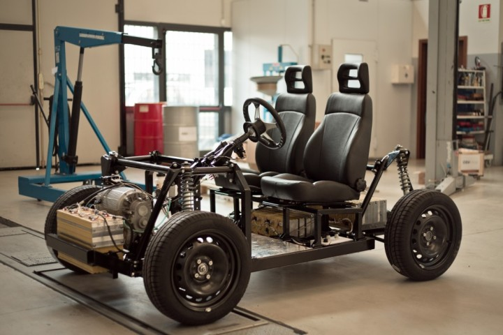 TABBY EVO open source hardware platform for EV