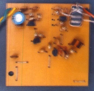A long range FM Transmitter circuit