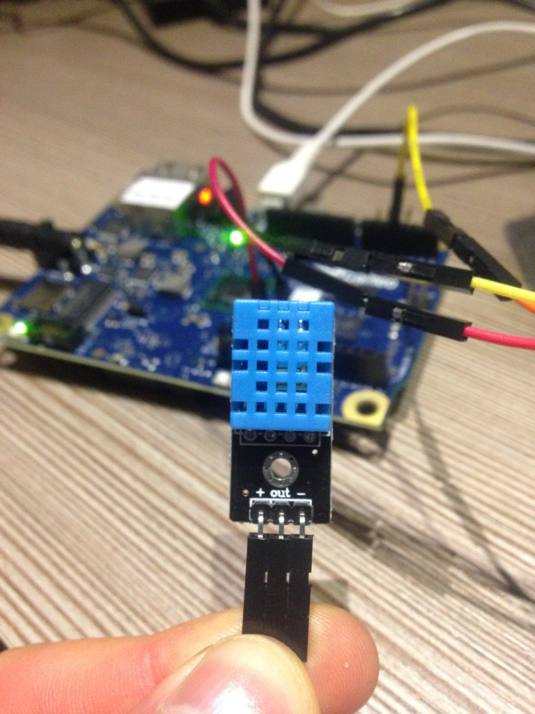 DIY Weather Station with Intel Galileo