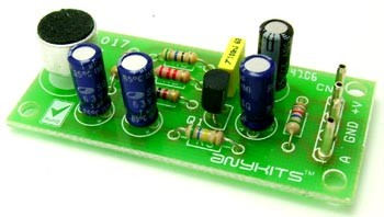 Tiny Mic Preamplifier