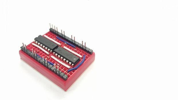L293D Motor Controller Tutorial