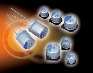 App note: Conductive polymer aluminum solid capacitors