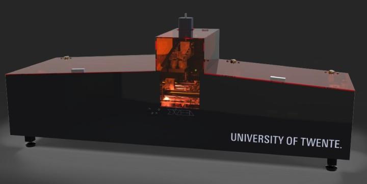 XZEED DLP Multi-Material 3D Printer