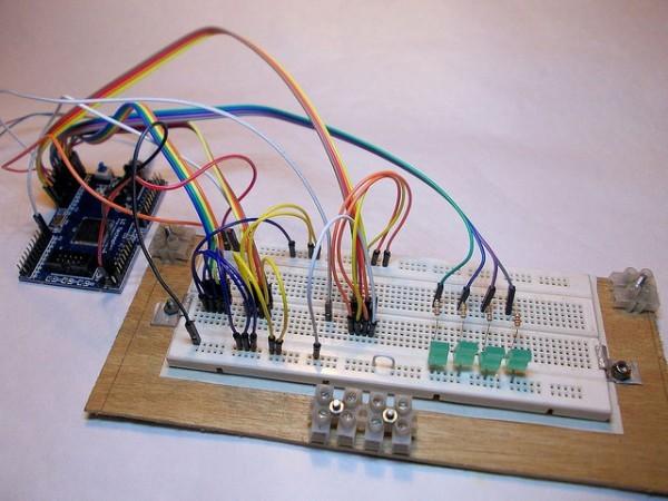 74181 ALU design on Altera MAX II CPLD