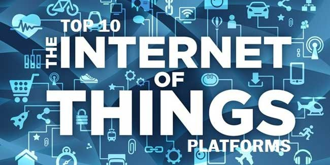 10 Popular IOT Software Platforms