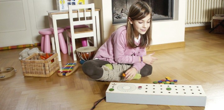 Step – Arduino based REC&LOOP station for children