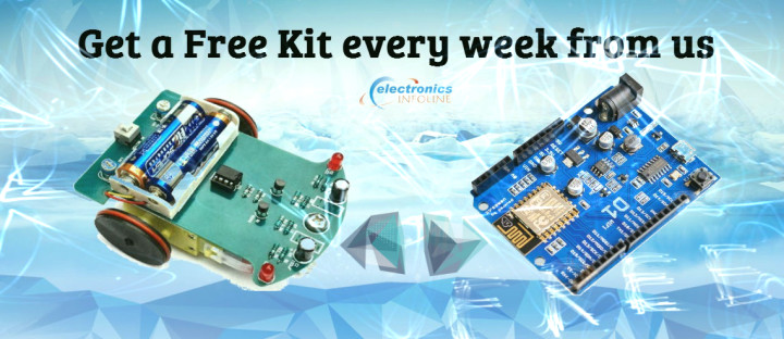 A Free Kit every week to the most weekly commenters