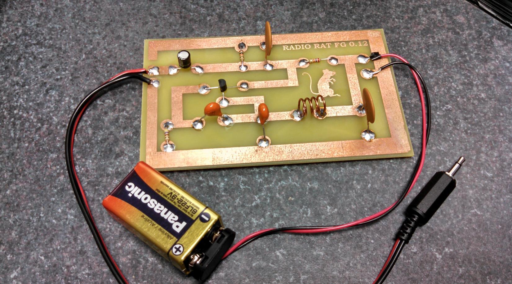 Diy phone jammer homemade - make phone jammer detector