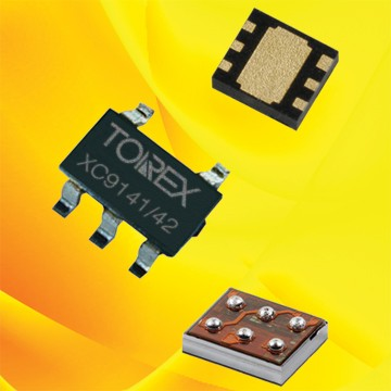 0.8A step-up DC/DC converters in a tiny package