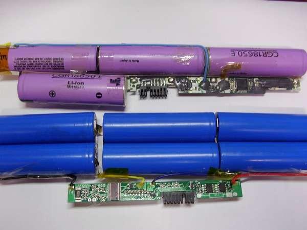Teardown: A couple of laptop batteries (aftermarket vs original)