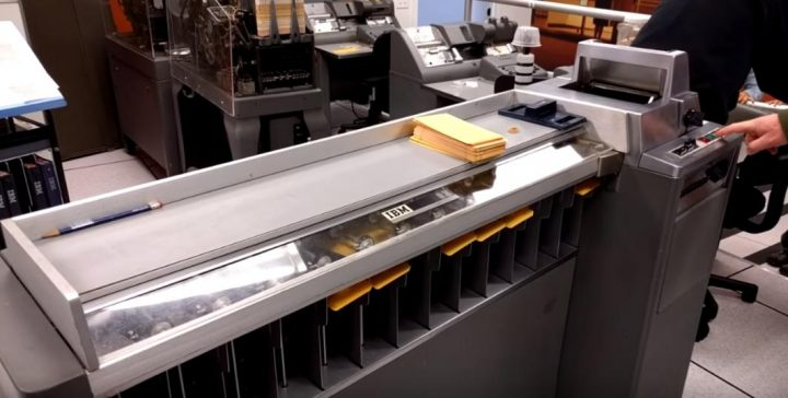 Inside card sorters: 1920s data processing with punched cards and relays