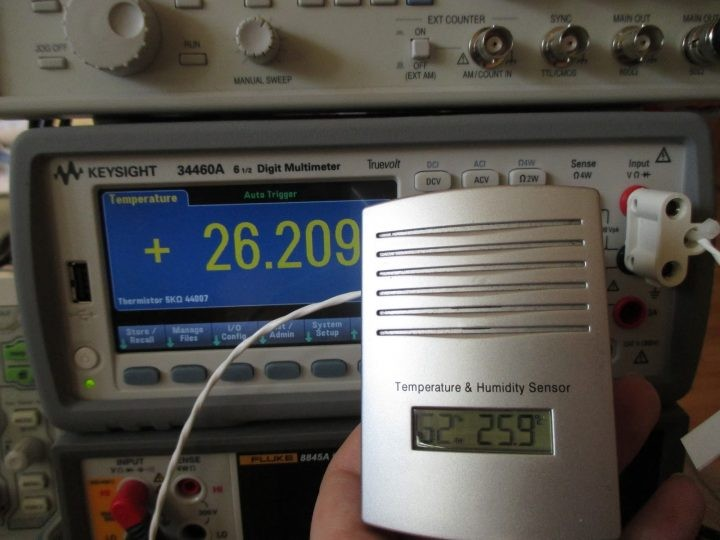 Hacking home weather station transmitter