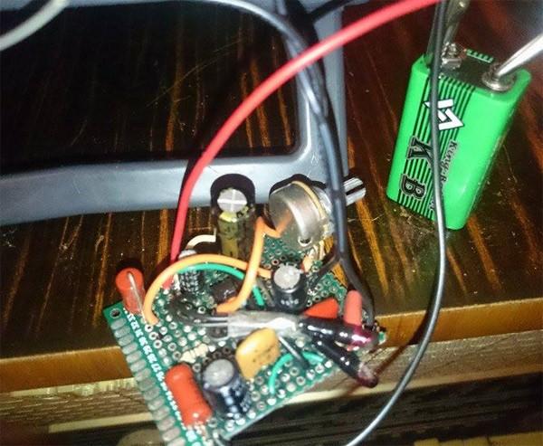 Wien Bridge Oscillator using Opamp