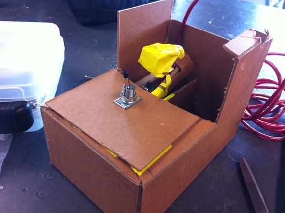 Useless Box – Arduino Zero Project