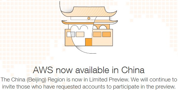 Amazon Web Service Beijing woefully inadequate for international use