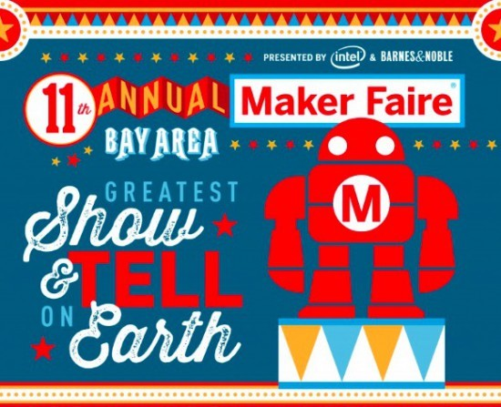 Arduino is headed to Maker Faire Bay Area!