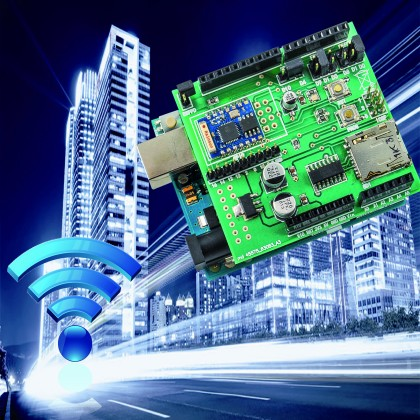 The ESP WiFi Shield: the best value for money and low energy consumption