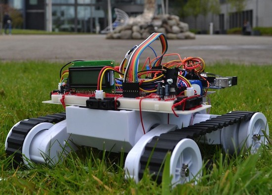 Build an IoT Rover with Arduino Mega and FONA