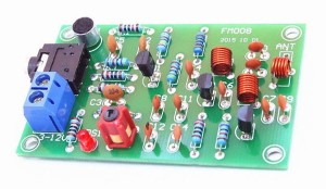 76MHz – 110MHz FM Transmitter with Booster