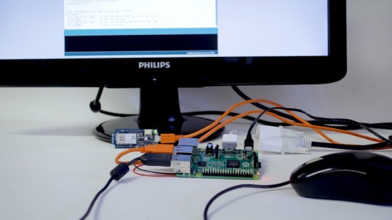 Discover the latest Arduino build for ARM Linux