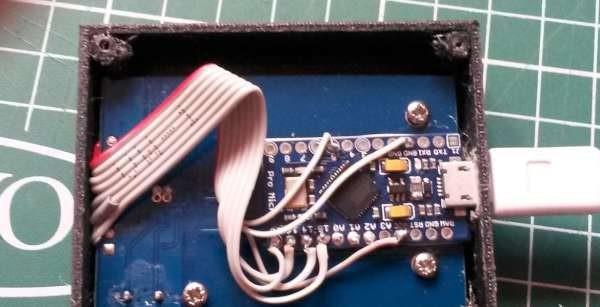 Arduino RFID login