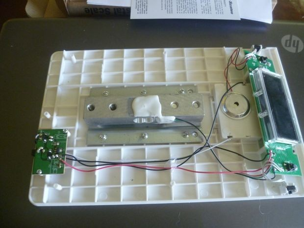 Arduino Load Cell / Scale
