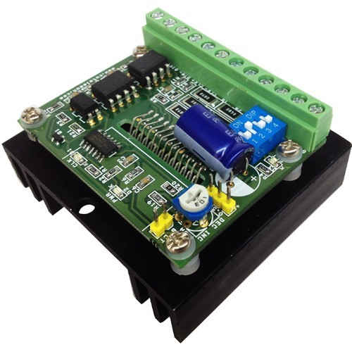 4.5Amps Bipolar Stepper Motor driver based on TB6600