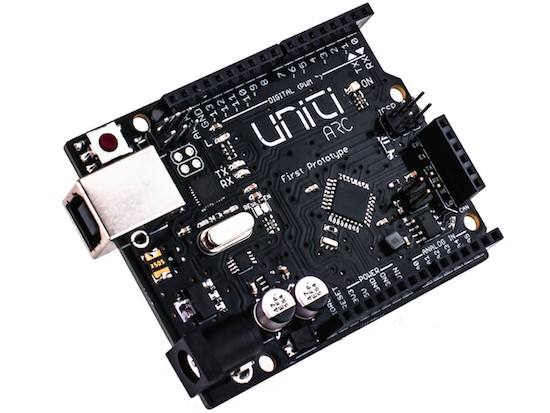 Uniti ARC is an open-source board for three-phase EV motors