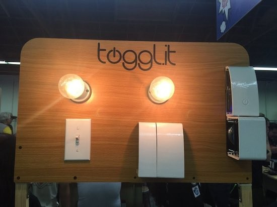 Togglit is a DIY automation kit for your home