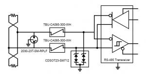 Cell Phone Base Station Circuit Protection