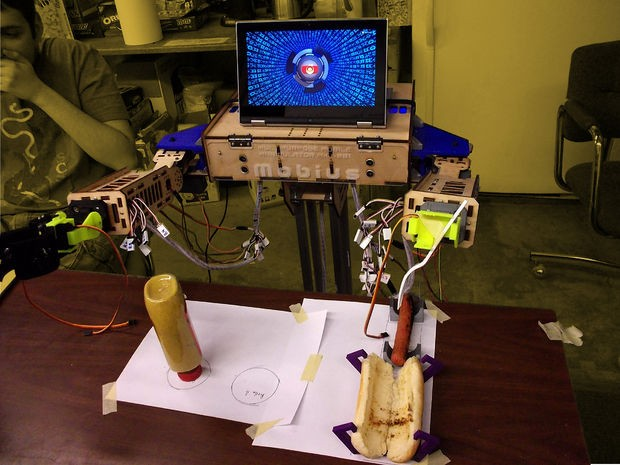 Build your own life-size, multipurpose robot with Arduino