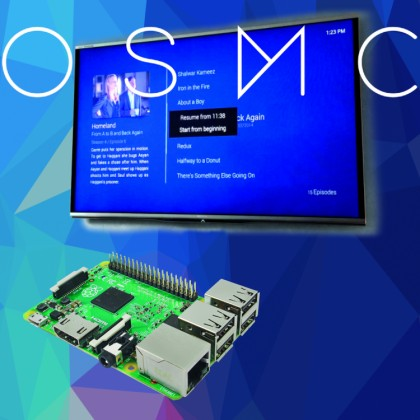 Let's transform Raspberry Pi into a performing and inexpensive Media Center