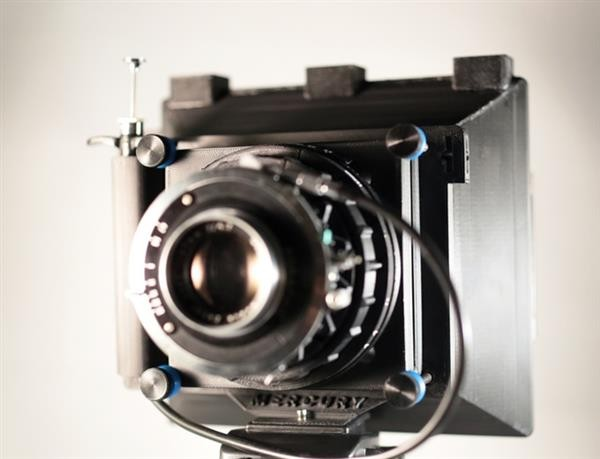 Introducing Mercury: world's first universal camera made with 3D printing