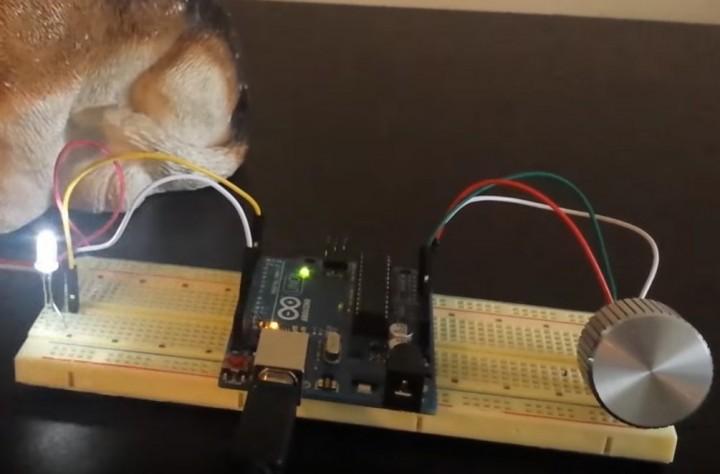 8-bit volume control for Arduino tone()