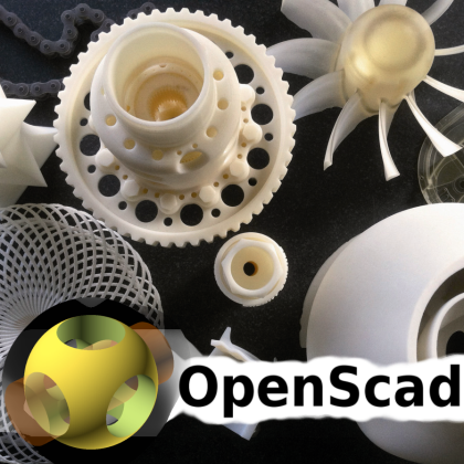Discovering OpenSCAD – part 1: basic functions