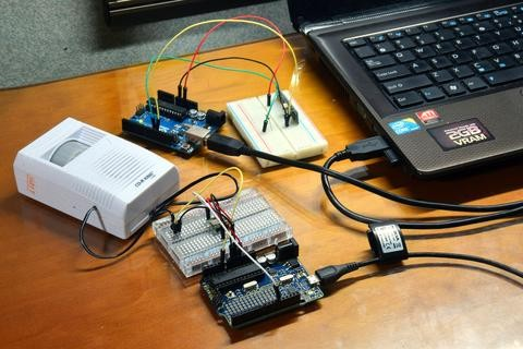 Automatically Trigger Your Camera Using a Motion Detector and Arduino