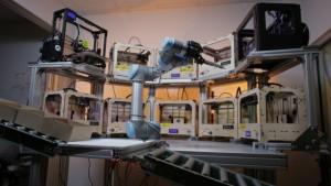 Tend.ai: smart AI robotics to automate your 3D printer farm