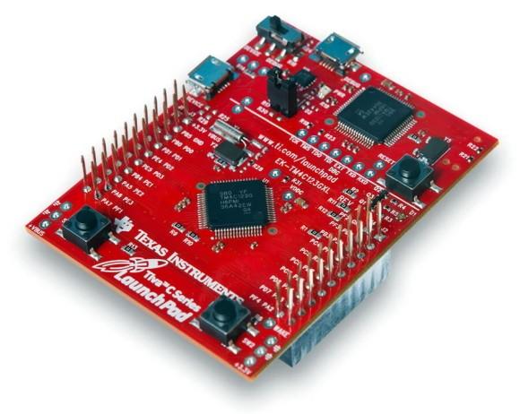 EmbeddedLab introduces us TI's Tiva C MCUs