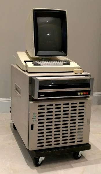 """""""Hello world"""" in the BCPL language on the Xerox Alto simulator"""