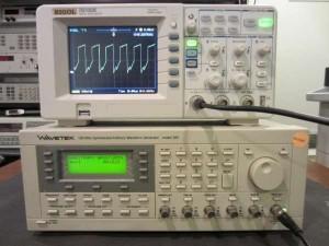 Wavetek 395 arbitrary waveform generator teardown