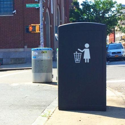 Take Control of Your Rubbish With This Trashy Project