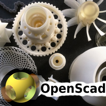 Discovering OpenSCAD – part 2: advanced functions