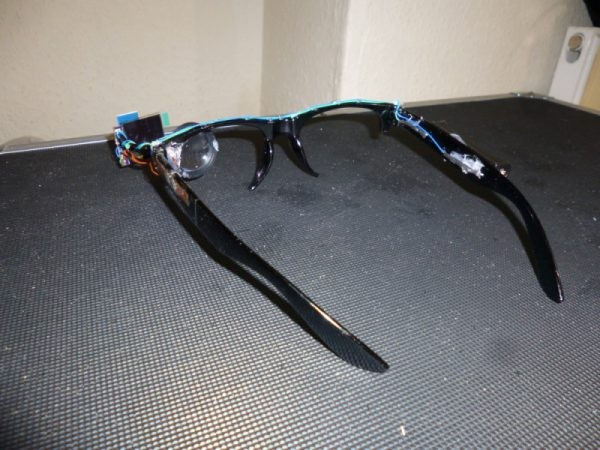 DIY smart glasses