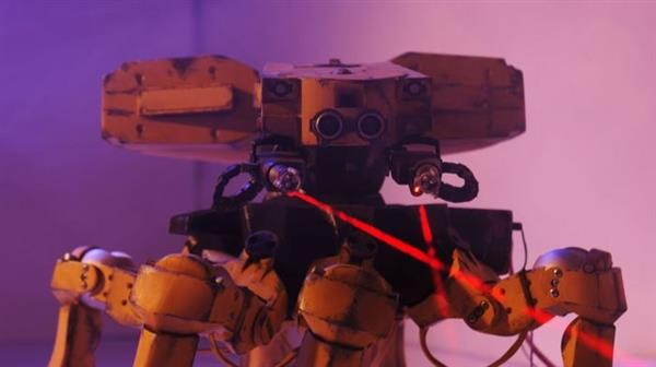 Awesome open-source 3D printable robot projects